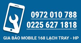 Số điện thoại Gia Bảo Mobile Hải Phòng