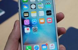 Thay mặt kính iPhone 6S/6S Plus tại Lạch Tray Hải Phòng