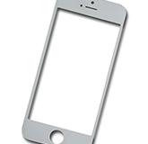 Thay mặt kính iPhone 5S/5C tại Lạch Tray Hải Phòng